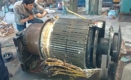 Quốn mới roto công suất 1250 kw